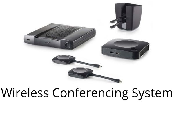 wireless conferencing system